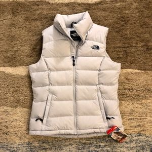 NEVER WORN (NWT) North Face Puffy Goose Down Vest